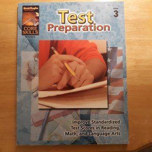 Core Test Prep For Grade 3 Workbook
